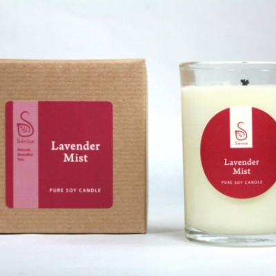 Lavender Mist Soy Candle IMG_7138 [640x480]