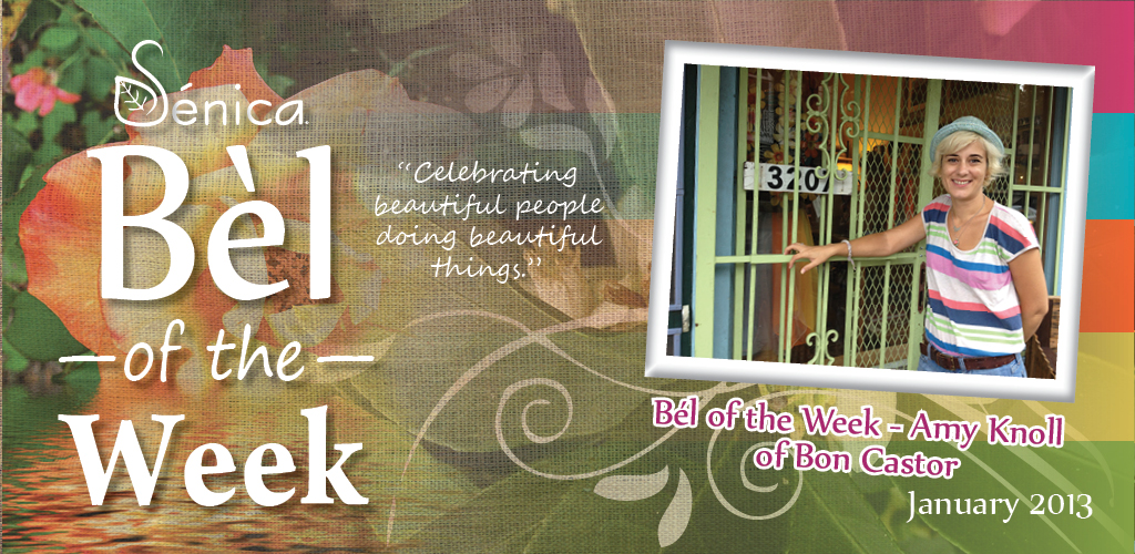 Amy Knoll Bel of the Week January 2013