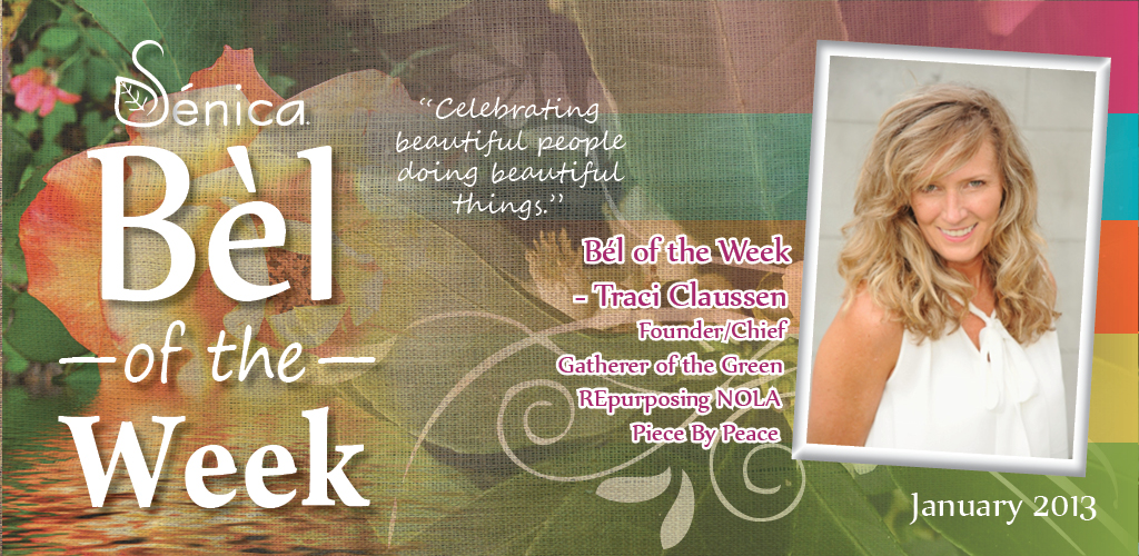 Traci Claussen Bel of the Week January 2013