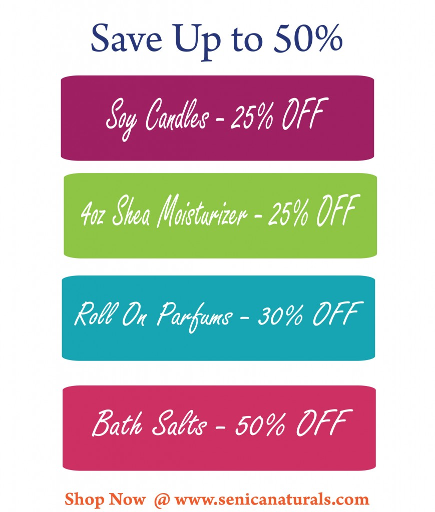 Flash Sale July 2013 special