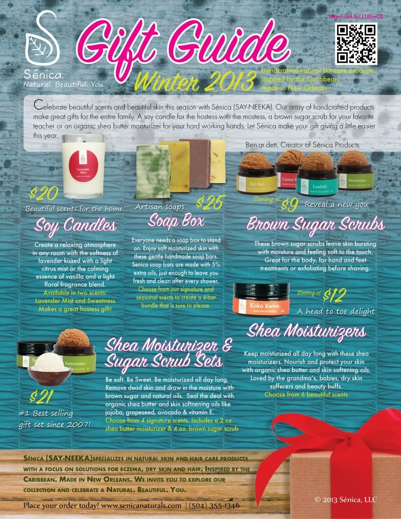 Winter 2013 Gift Guide