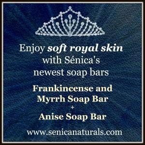 Anise F and Myrrh Soap