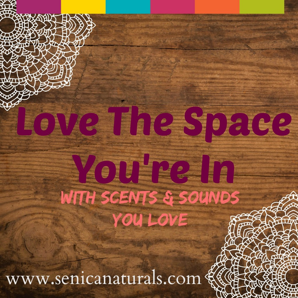 Love the Space You're In