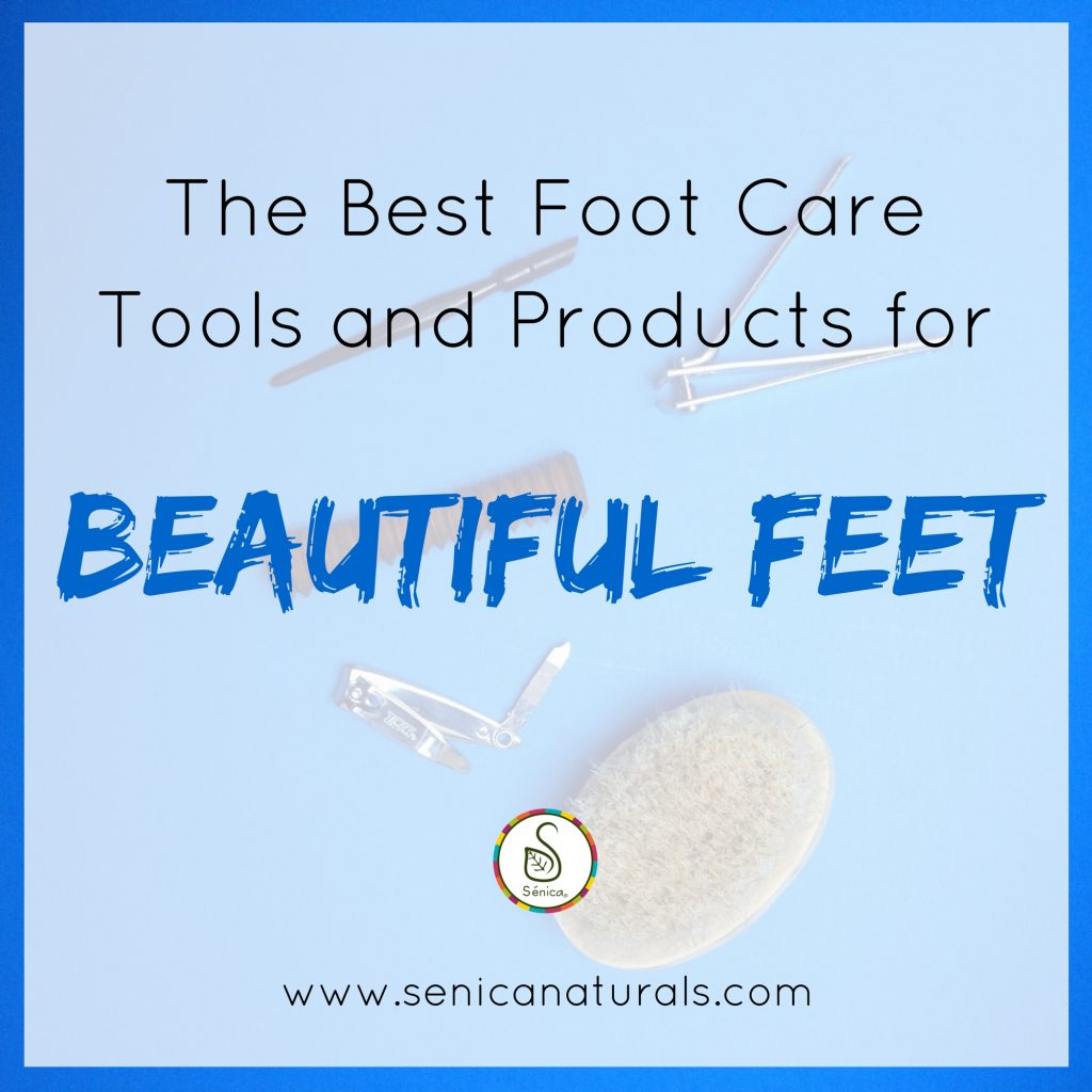 The Best Foot Care Tools and Products for Beautiful Feet