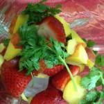 Strawberry-Herb-Smoothie-Senica
