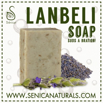 Gallery - Lanbeli Soap Bar