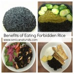 Benefits of Eating Forbidden Rice