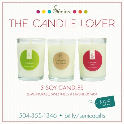 Gallery - The Candle Lover