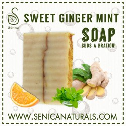 SWEET GINGER MINT Soap