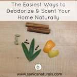 The Easiest Ways to Deodorize and Scent Your Home Naturally
